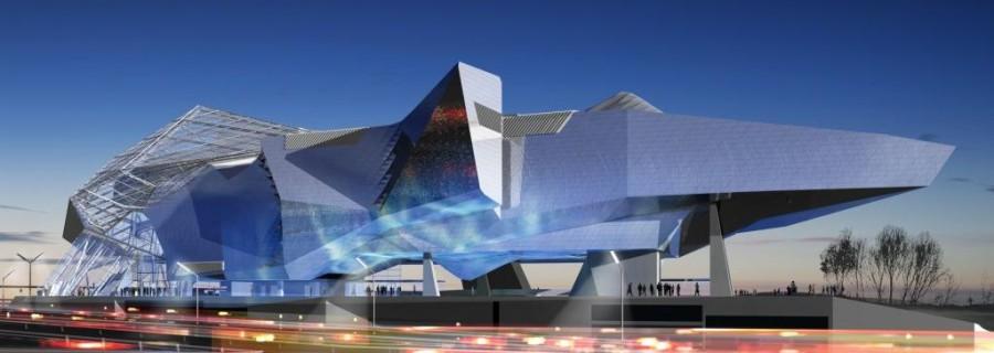 jeudi 14 juin 2012 – Visite spectaculaire du chantier du musée des Confluences