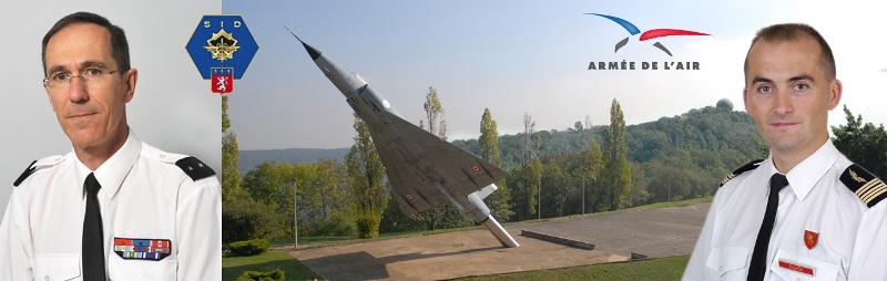 jeudi 11 octobre 2012 – Base aérienne de Lyon Mont Verdun