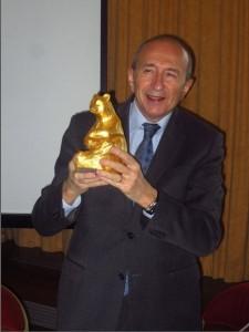 Monsieur Gérard Collomb