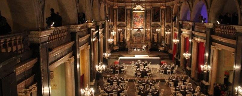 Le dîner de gala du 3 février 2012