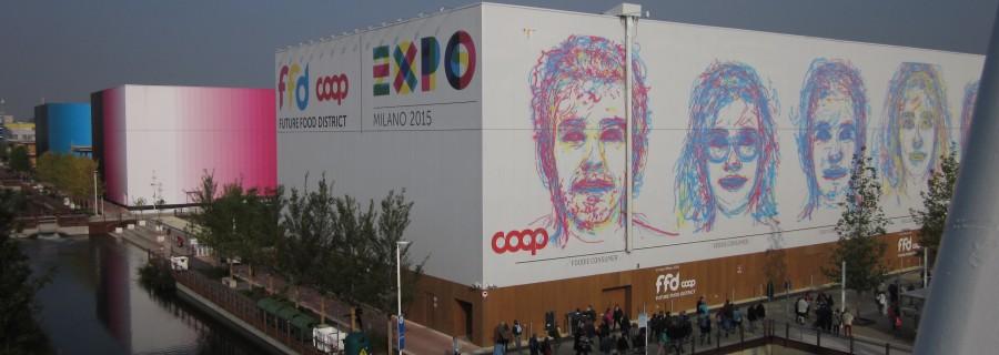 16 au 18 octobre 2015 – Exposition universelle de Milan