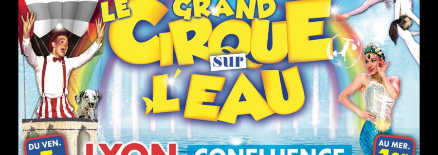 Mardi 30 avril 2019 – Cirque sur l'Eau