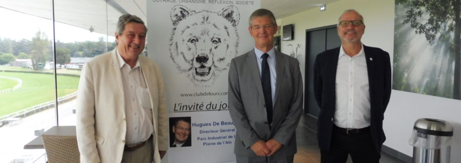 Jeudi 9 septembre 2021 – Hugues de Beaupuy