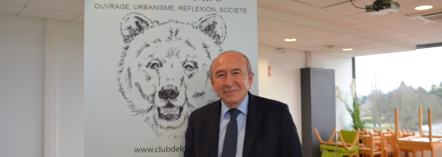 Jeudi 13 février 2020 – Monsieur le maire de Lyon